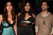 Bhumi Pednekar's Birthday Party: A Starry Affair