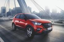 2019 Hyundai Creta Sport Compact SUV with New Looks