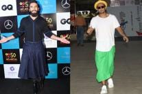 PHOTOS| 15 Top Eccentric Looks of Ranveer Singh
