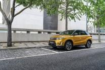 2019 Suzuki Vitara SUV Facelift - Detailed Image Gallery