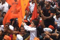 Maharashtra Bandh: Maratha Groups Protest for Quota