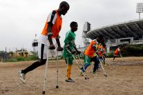Nigeria's Amputee Soccer Team Prepares for World Cup 2018