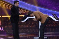 Dus Ka Dum Finale: SRK & Salman Khan at Their Entertaining Best