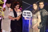 Candid Pics From Akash Ambani & Shloka Mehta's Engagement Bash