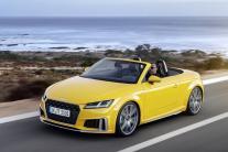 2019 Audi TT Facelift - Detailed Image Gallery