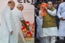 Atal Bihari Vajpayee's Ashes Immersed in Rivers Across India