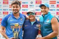 India B Beat Australia A to Lift Quadrangular Series 2018 Trophy