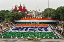 PHOTOS: India Gears Up to Celebrate 72nd Independence Day