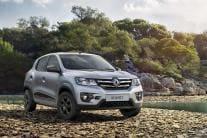 New 2018 Renault Kwid Compact Hatchback Detailed Image Gallery