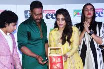 Kajol Celebrates Her Birthday at 'Helicopter Eela' Trailer Launch