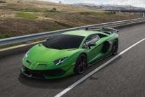 Lamborghini Aventador SVJ, Fastest Lambo Till Now - Detailed Image Gallery