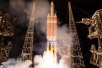 PICS: NASA Launches Parker Solar Probe to Touch the Sun