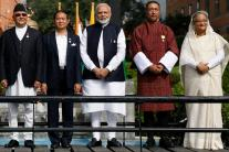 PICS: PM Narendra Modi at the 4th BIMSTEC Summit in Nepal
