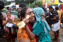 These Pictures Show How Grave the Situation Is in Kerala