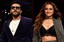 Ranveer Singh, Sonakshi Sinha Take the Ramp by Storm