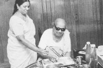 Rare Pictures of M Karunanidhi From His Personal Life