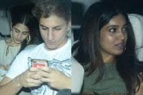 Sara Ali Khan's Birthday Party: A Starry Affair