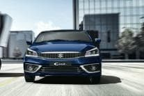 2018 Maruti Suzuki Ciaz Facelift With New Looks & Features; See Pics