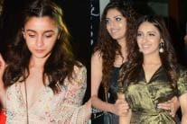 Akansha Ranjan's Birthday Bash: Bollywood Celebrities Party Hard