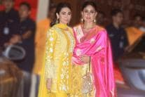 Bollywood Divas Nail the Traditional Look at Ambani's Party