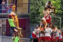 Happy Janmashtami: Dahi Handi Celebrations in Mumbai