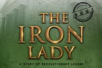First Look Poster of 'The Iron Lady', a Film Based on J Jayalalithaa