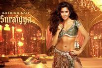 First Look of Katrina Kaif as Suraiyya in Thugs Of Hindostan