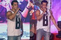 PHOTOS  Salman Khan Croons at Loveyatri Musical Concert