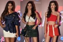 PICS: Star Kids Shine at Shweta Bachchan's Fashion Label Launch