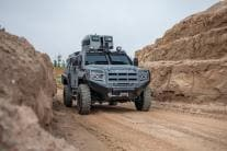 Roshel Senator Armored SUV Can Even Survive a Apocalypse - Detailed Image Gallery