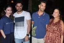 Bollywood's Celebrity Couples Grace Sophie Choudry's Party