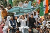 Rahul Gandhi Leads Protest Against CBI Director's Ouster