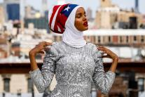 Meet Halima Aden, the Hijab-Wearing Runway Supermodel