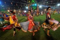 This is How India is Celebrating Navaratri This Year