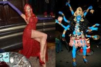 In Pics: Heidi Klum's Halloween Costumes Over the Years