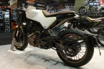 Paris Motor Show 2018: Husqvarna Vitpilen 401 Motorcycle Showcased - Image Gallery