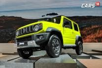 Paris Motor Show 2018: All-New Suzuki Jimny SUV Showcased