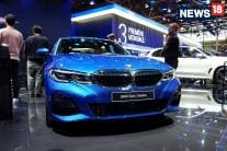 Paris Motor Show 2018: All-New BMW 3-Series Sedan - Image Gallery