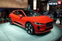 Paris Motor Show 2018: Jaguar I-Pace All-Electric SUV Showcased - Image Gallery