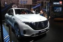 Paris Motor Show 2018: Mercedes-Benz EQC All-Electric SUV - Image Gallery