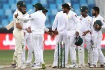 IN PICS | Pakistan vs Australia, First Test Day 5 at Dubai