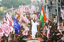 Pawan Kalyan's Political Rally Gets an Unprecedented Response