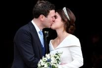 Pictures From Princess Eugenie, Jack Brooksbank's Royal Wedding