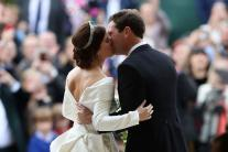 Day in Photos - October 12: Princess Eugenie's Wedding; MeToo Movement; Ind Vs WI Cricket