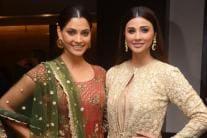 PHOTOS: Bollywood Celebs at Vikram Phadnis' Fashion Show