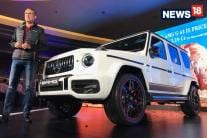 New Mercedes-AMG G 63 Worth Rs 2.19 Crore Launched in India - Detailed Image Gallery