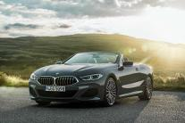 BMW 8 Series Convertible Unveiled - Detailed Image Gallery