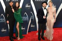 CMA Awards 2018: 20 Best Couples on the Red Carpet