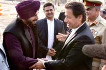PHOTOS| Ground Breaking Ceremony of Kartarpur Corridor