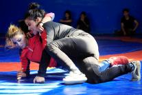 Iraqi Female Wrestlers Fight From Society in Pursuit of Their Sport